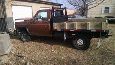 1979 Chevrolet Flat Bed