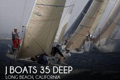 1993 J Boats 35 Deep