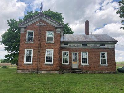 1800s Farm House between Tekonsha and Homer