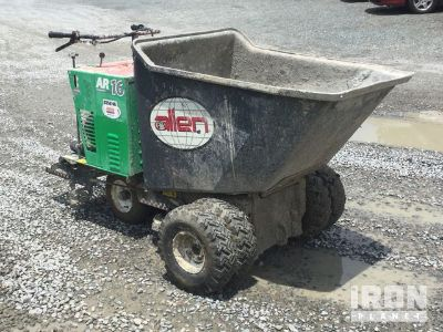 2014 (unverified) Allen AR-16 Concrete Buggy