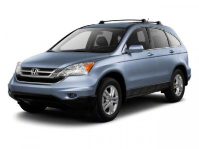 2011 Honda CR-V EX-L (White)