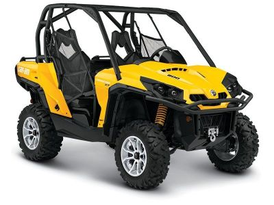 2015 Can-Am Commander XT 800R Side x Side Utility Vehicles Cartersville, GA