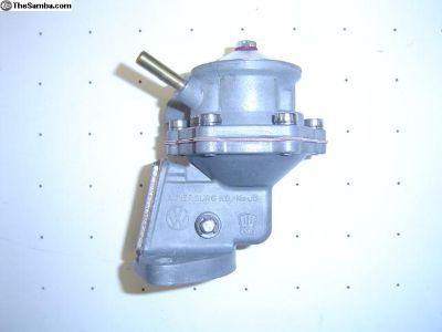 Rebuilt/Restored Peirburg 40 HP Fuel Pump