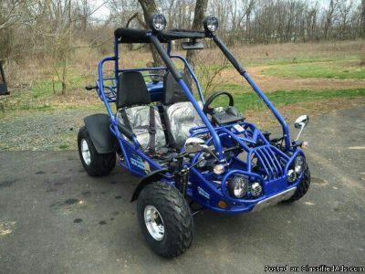 150cc xrs trail master go kart on sale