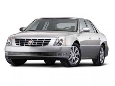 2008 Cadillac DeVille Base (White Diamond Tricoat)