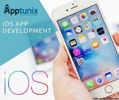 Top Notch iPhone App Development Company in US | Apptunix