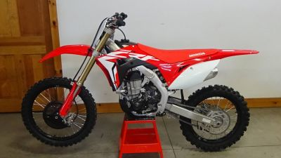 2019 Honda CRF450R Motocross Off Road Bennington, VT