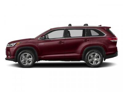 2018 Toyota Highlander Hybrid Limited (Ooh La La Rouge Mica)