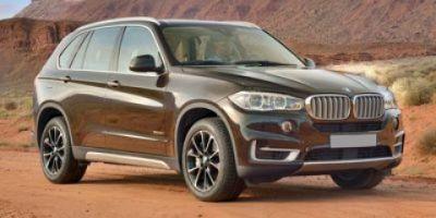 2018 BMW X5 xDrive35i (Black Sapphire Metallic)