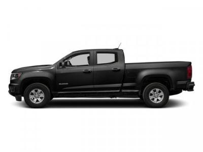 2018 Chevrolet Colorado 4WD Work Truck (Black)