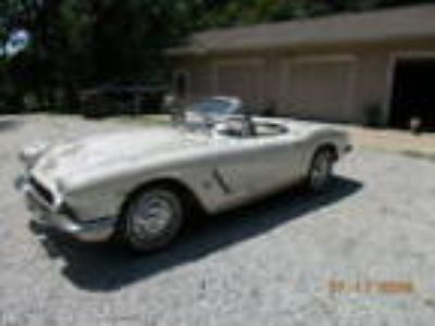 1962 Chevrolet Corvette 1962 Chevrolet Corvette Project Car