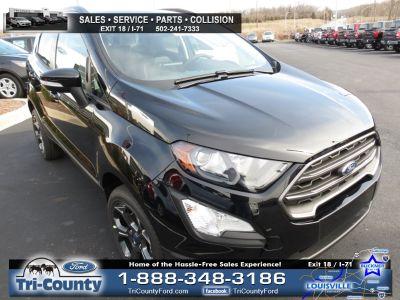 2018 Ford EcoSport SES (Shadow Black)
