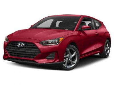 2019 Hyundai Veloster Premium (Sunset Orange)