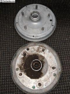 356 A brake rotors