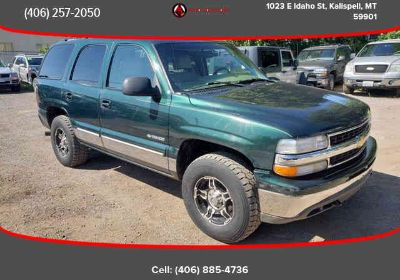 Used 2001 Chevrolet Tahoe for sale
