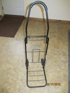 2 wheeled cart - collapsable