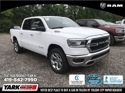 2019 RAM 1500 Big Horn/Lone Star (Bright White Clearcoat)