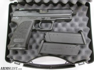 For Sale: NEW HK USP Tactical 9mm