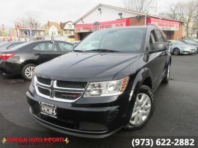 2016 Dodge Journey AWD 4dr SE (Pitch Black Clearcoat)