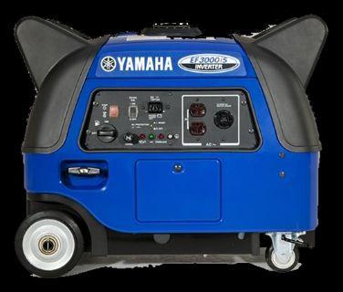 Yamaha EF3000iS Generator Generators Salinas, CA