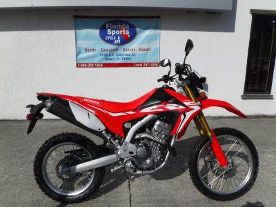 2017 Honda CRF250L ABS Dual Purpose Motorcycles Stuart, FL