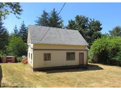 1 Bed 1 Bath Foreclosure Property in Scotts Mills, OR 97375 - Crooked Finger Rd NE