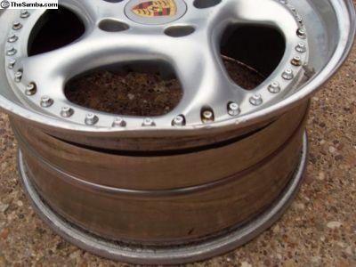 [WTB] WANTED: All Damaged Porsche Wheels