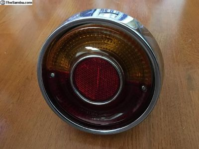 Type 34 Karmann Ghia tail light assembly - used