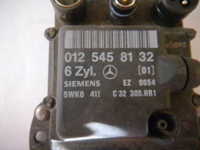 Sell MERCEDES 140 - 6 CYL - 300SE 300SEL IGNITION CONTROL EZL 012 545 81 32 1992 motorcycle in Chicago, Illinois, US, for US $129.99