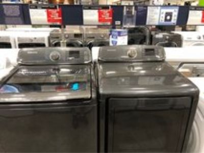 Samsung Washer and dryer(has)