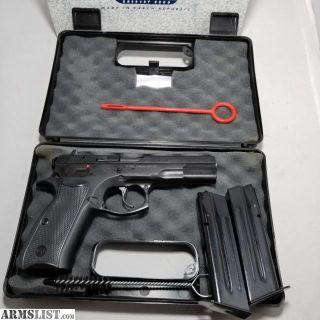 For Sale: CZ 75 B 40 S&W