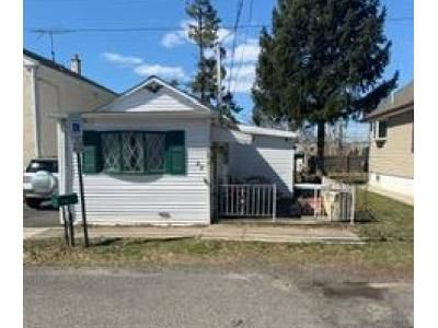 2 Bed 1 Bath Foreclosure Property in Trenton, NJ 08610 - Benson Ave