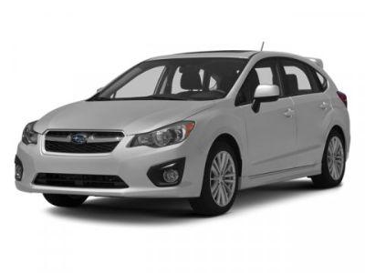 2013 Subaru Impreza 2.0i Sport Limited (Ice Silver Metallic)