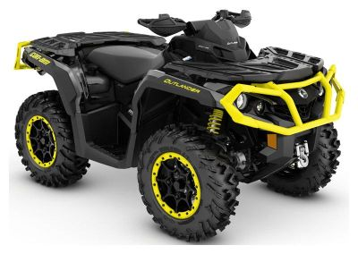2019 Can-Am Outlander XT-P 850 Utility ATVs Bennington, VT