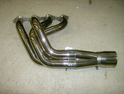 Kooks BBC Polished SS Headers