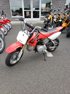 2005 Honda CRF 50F Off Road Danbury, CT