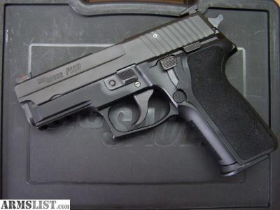 For Trade: Sig 229R in 9mm for Sig 229 no rail