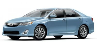 2013 Toyota Camry L (Silver)