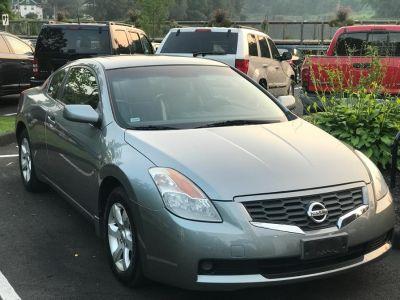 2008 Nissan Altima 2.5 S (Radiant Silver Metallic)