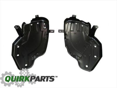 Sell 11-16 JEEP GRAND CHEROKEE FUEL GAS TANK SKID PLATE NEW MOPAR GENUINE motorcycle in Braintree, Massachusetts, United States, for US $179.69