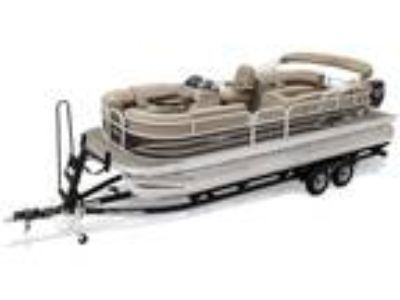 2019 Sun Tracker Party Barge 22 DLX