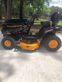 POULAN PRO 300 EX RIDING MOWER