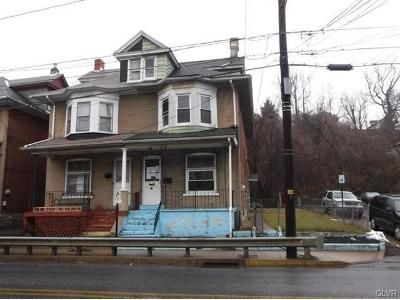 4 Bed 1.5 Bath Foreclosure Property in Bethlehem, PA 18017 - Main St