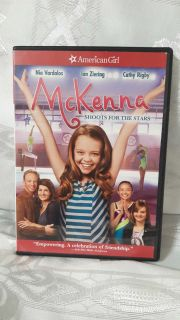 American Girl DVD McKenna Shoots for the Stars $2