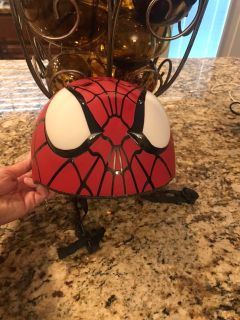 Spider-Man Bike Helment