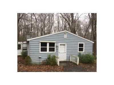 2 Bed 1 Bath Foreclosure Property in Albrightsville, PA 18210 - Pine Tree Rd
