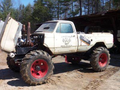 Mega Truck 2.5 Ton
