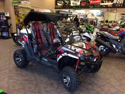 2017 Trailmaster CHALLENGER 150X Other Go-Karts Talladega, AL