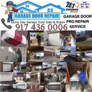 PROFESSIONAL GARAGE DOOR REPAIR AND INSTALLATION SERVICE -=- NEW YORK
