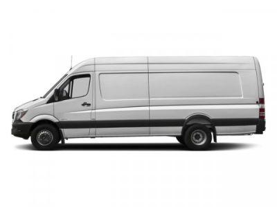 2016 Mercedes-Benz Sprinter Cargo Vans 4X4 (Arctic White)
